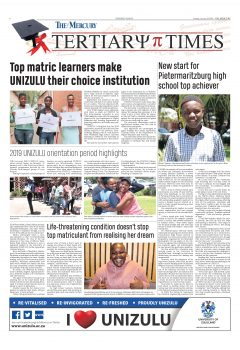 Unizulu TertiaryTimes Mer Jan 29th 2019