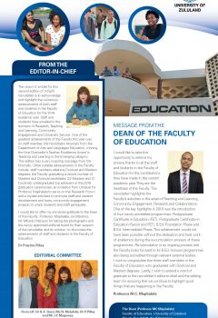 Faculty of Education_Insight Newsletter 1