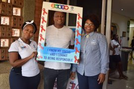 WORLD AIDS DAY AT UNIZULU